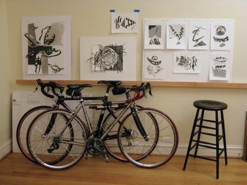 Studio bikes