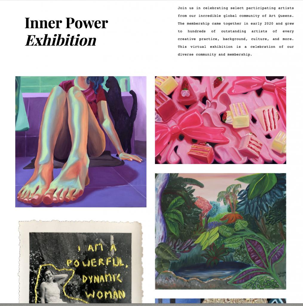 inner power Art Queens