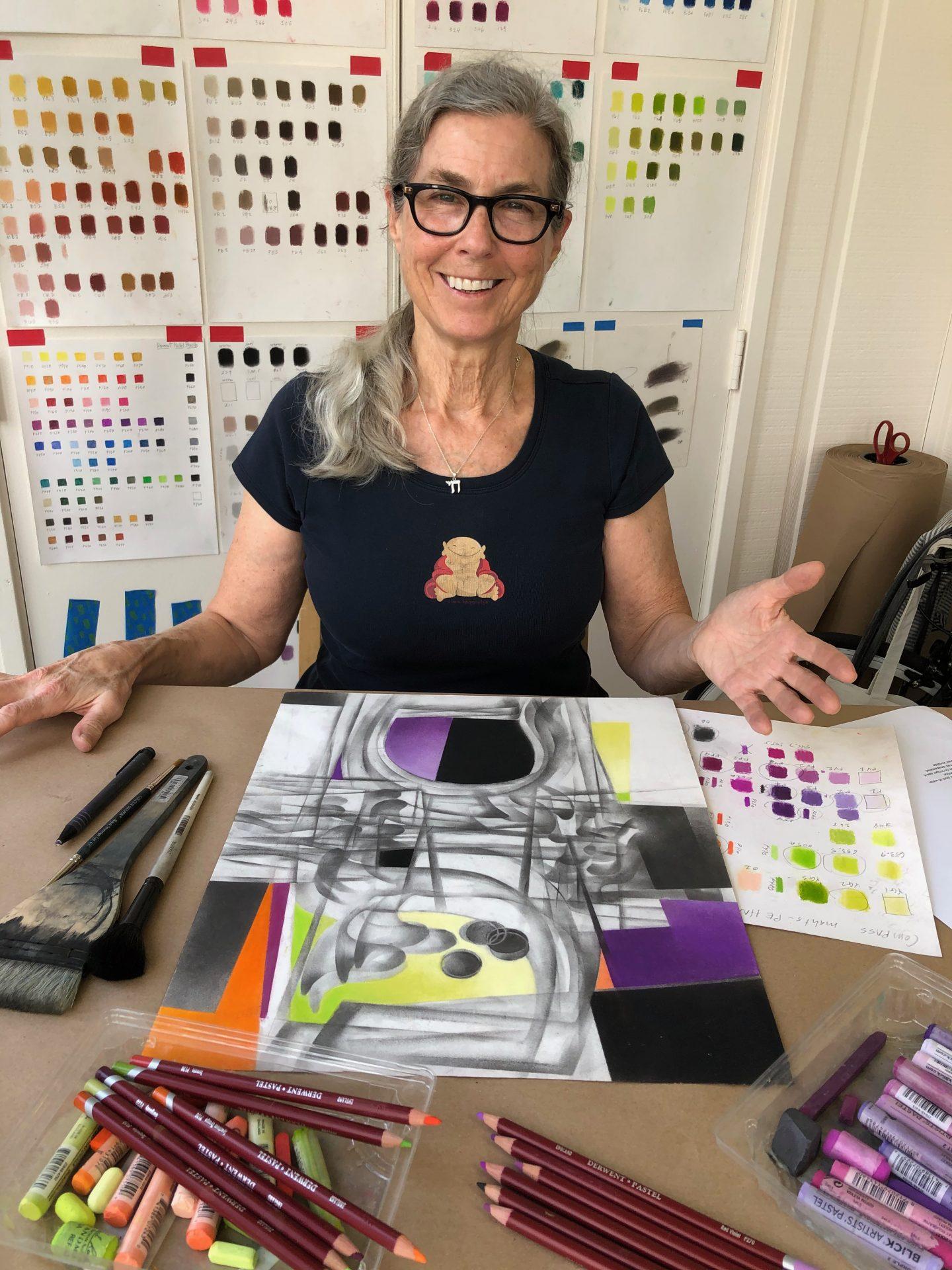 Kate in Studio